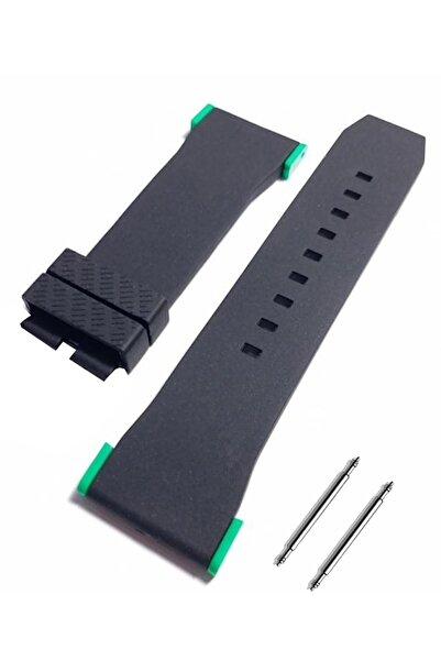 Puma 28mm Yeşil Silikon Saat Kordonu