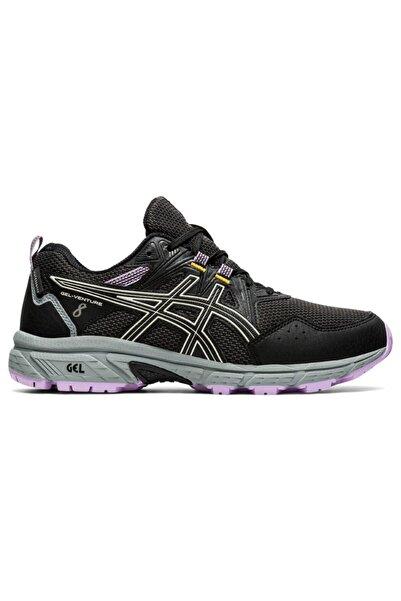 Asics Kadın Siyah  Gel-venture 8 Waterproof Koşu Ayakkabısı