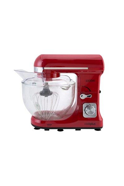 Cookplus Quick Chef 1001 Mutfak Robotu Redgold