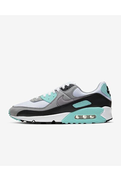 Nike Erkek Beyaz Air Max Sneaker  90