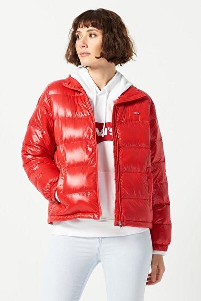 Levi's Kadın Kırmızı Ceket 75712-0001