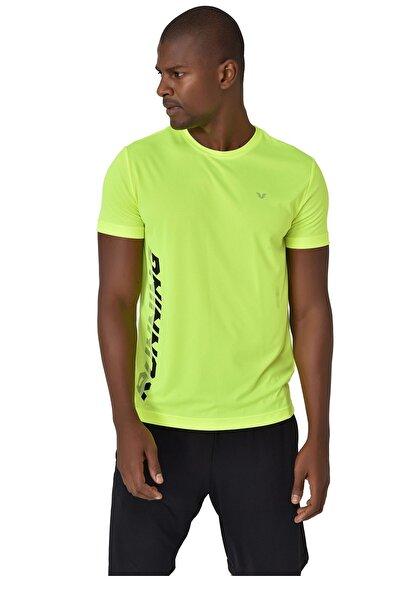 bilcee A.Yeşil Erkek T-Shirt GS-8804