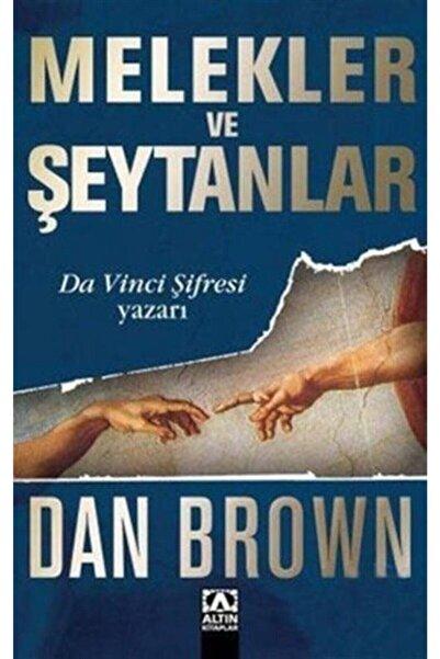 Altın Kitaplar Melekler Ve Şeytanlar - Dan Brown