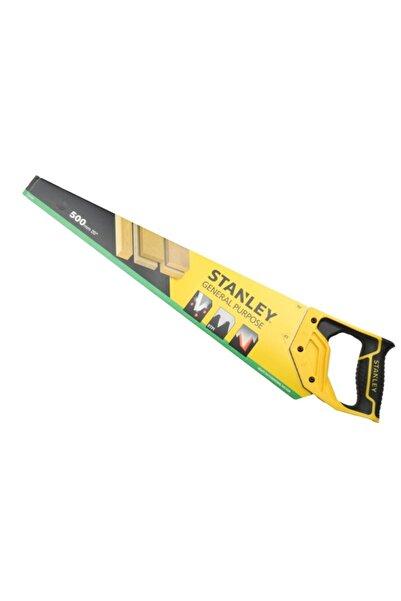 Stanley 8x500mm Ekonomik Testere - 120087