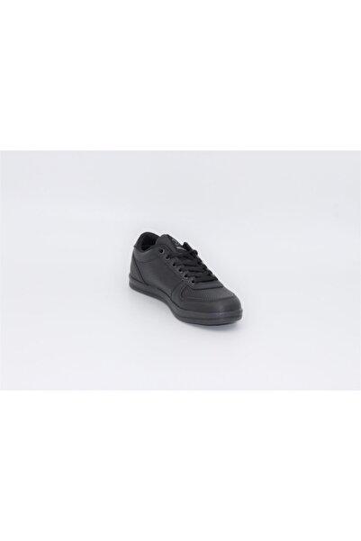 Venuma Unisex Siyah Spor Ayakkabı