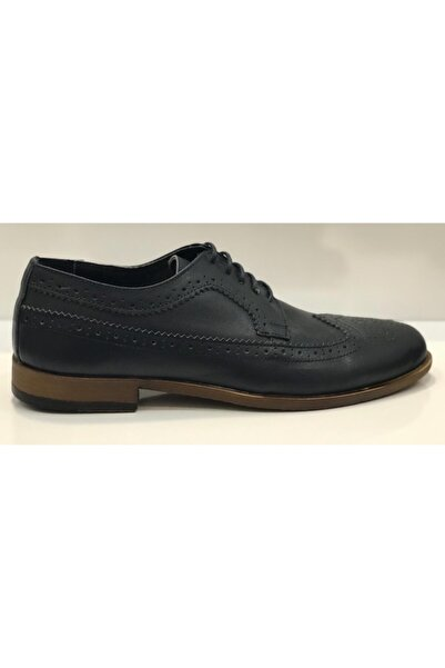 Santa Barbara Polo & Racquet Club Erkek Siyah Deri Casual Ayakkabı