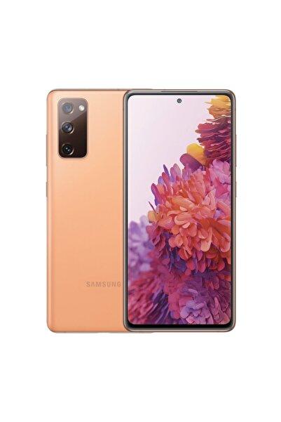 Samsung Galaxy S20 FE (Çift SIM) 256GB Cloud Orange (Samsung Türkiye Garantili)