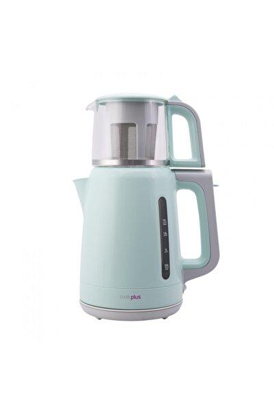 Cookplus Yeni 1501 Enerji Tasarruflu Kettle Çay Makinesi Mint