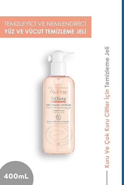 Avene Trixera Nettoyant Nutri-fluide 400ml