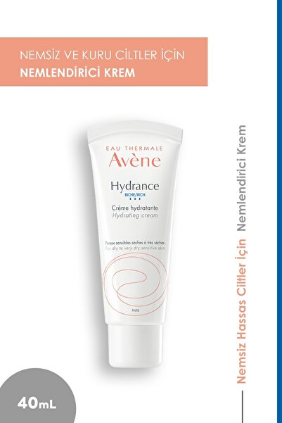 Avene Hydrance Riche 40 ml
