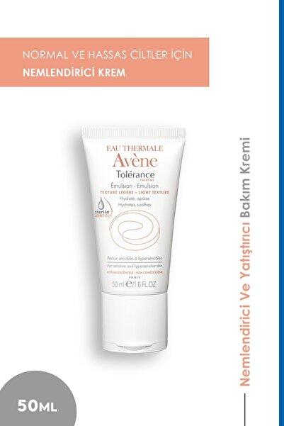 Avene Tolerance Extreme Emulsion 50 Ml + Termal Su 50 Ml 00598