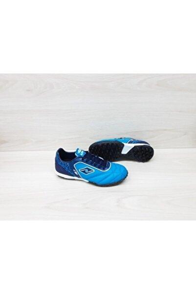 Lion Erkek Çocuk Mavi Halısaha Ayakkabısı hls0014