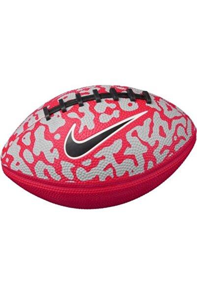 Nike Spin 4.0 Mini Amerikan Topu Kırmızı-gri