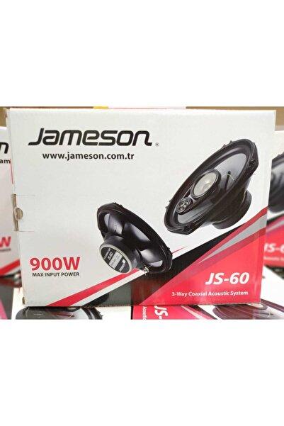Jameson 900 Watt Oval Hoparlör 200 Watt Rms 2adet Kapaklı