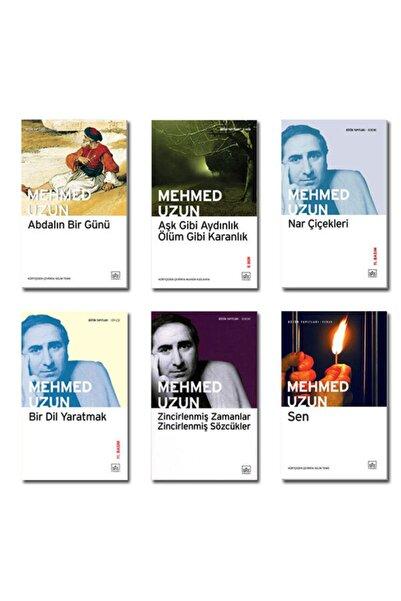 İthaki Yayınları Mehmed Uzun Seti (6 Kitap)