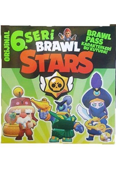 BRAWL STARS 6. Seri Oyunu Oyun Kartları 450 Adet 150x3