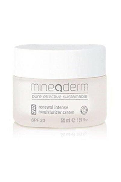 mineaderm Mıneaderm Renewal Intense Moisturizer Cream Spf20 50ml
