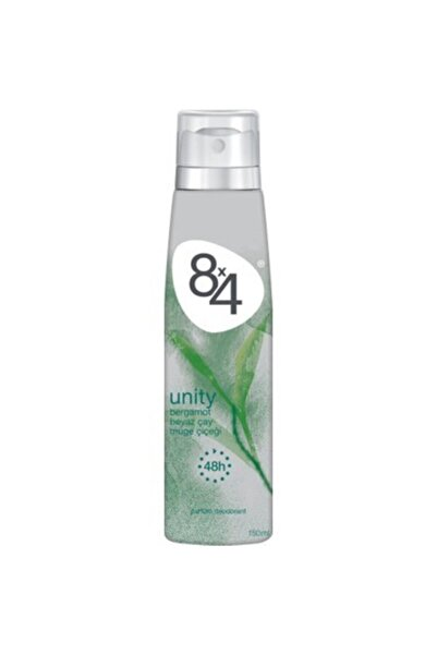 8x4 Unity Deodorant 150 Ml