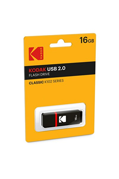 Kodak Usb2.0 K100 16gb Taşınabilir Usb Bellek