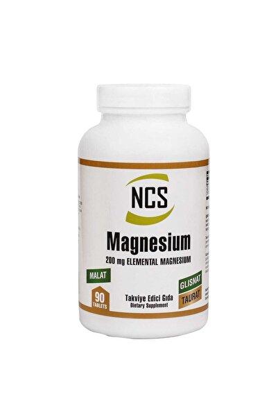NCS Magnesium Malat Taurat Glisinat 90 Tablet