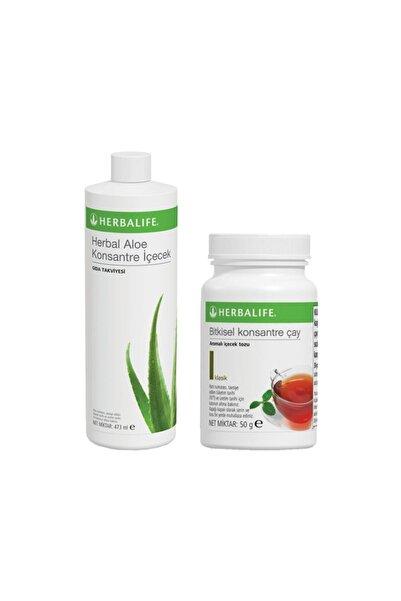 Herbalife Aloe Konsantre Içecek+ 50 gr Klasik Çay