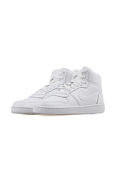 Nike Wmns Ebernon Mid Kadın Beyaz Günlük Ayakkabı Aq1778-100
