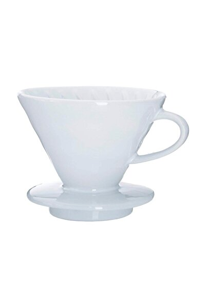 Güral Porselen STİLİNBU GÜRAL PORSELEN   BARİSTA V60  DRİPPER  Damlama  Kahve Filtresi