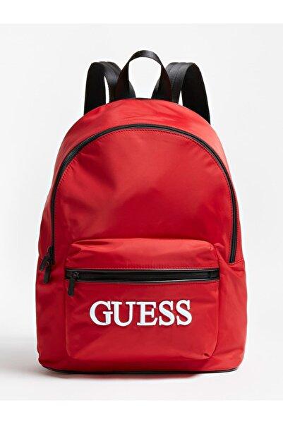 Guess Kırmızı Erkek Sırt Çantası