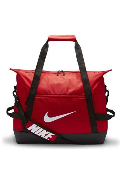 Nike Unisex Kırmızı Academy Team Spor Çanta Cv7828-657