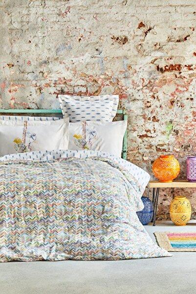 Karaca Home Tiny Multi Rnf Çift Kişilik Nevresim Takımı