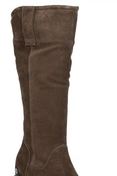 Mammamia Kadın Kahverengi Çizme