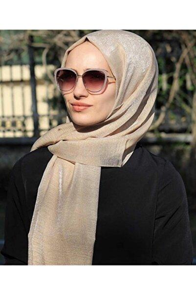 Karaca Kadın Altın Pırıltı Şal
