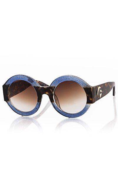 Max Polo Mp20mp97558r003 Mavi Uv 400 Kadın Güneş Gözlüğü
