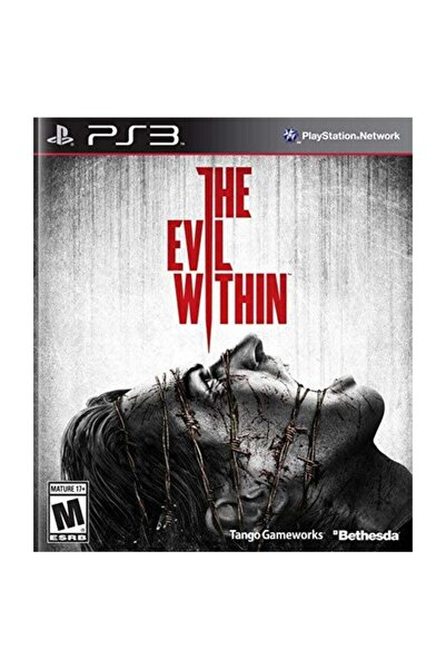 BETHESDA The Evil Within Ps3