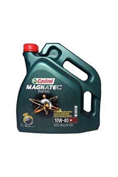 Magnatec 10w-40 652002 Motor Yağı 4 Lt ( Dizel ) (üretim Tarihi : 2020