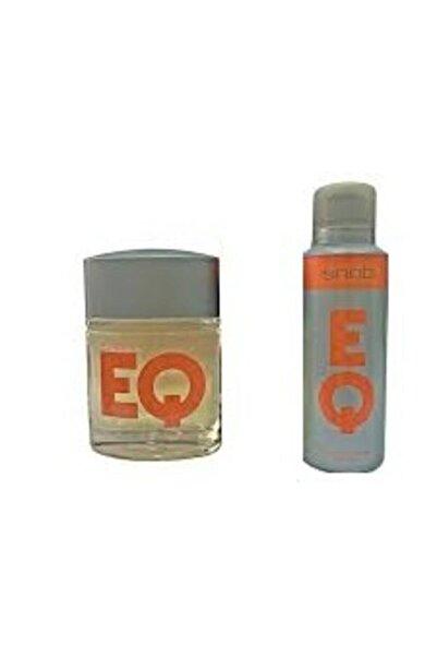 Snob Orıjınal Snop Eq Edt Erkek Parfümü 100 Ml +snop Deodorant 150 Ml