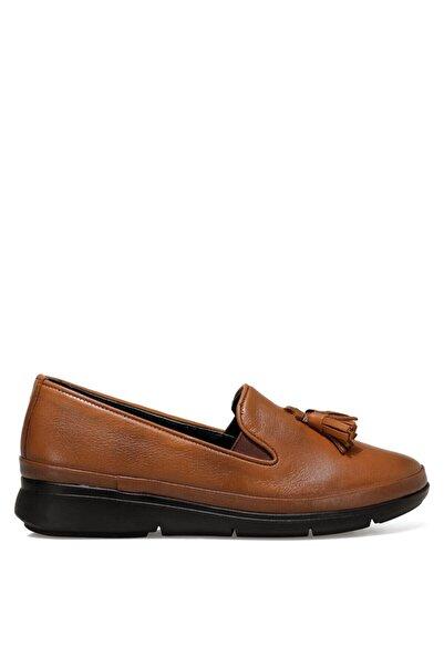 İnci Carmıne Taba Kadın Comfort Ayakkabı