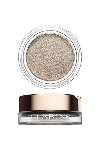 Clarins Göz Farı - Ombre Iridescente Eyeshadow 04 Silver Ivory