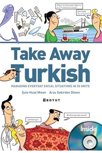 Boyut Yayın Grubu Take Away Turkish Managıng Everyday Social Situations In 35 Units Cd
