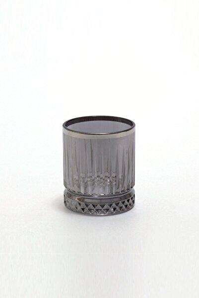 Paşabahçe Füme Rengi Meşrubat Bardağı 4'lü 520014