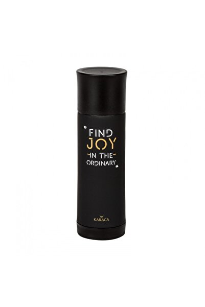 Karaca Joy Black 400 Ml Termos