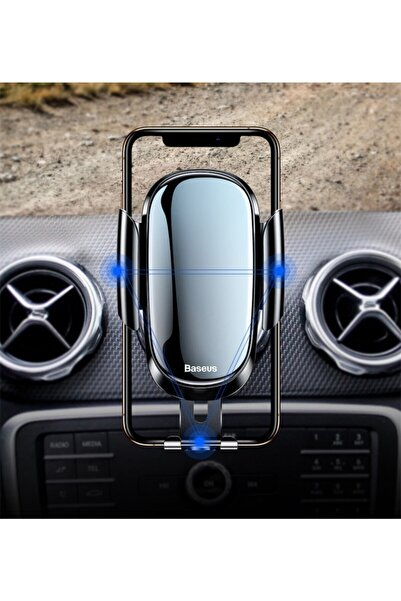 Baseus Orjinal Mercedes C,cla A,b,e,gla,glc Serisi Uyumlu Araç Içi Telefon Tutucu