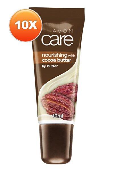 AVON Kakao Yağı Ve E Vitamini Içeren Dudak Balmı 10 Ml. Onlu Set