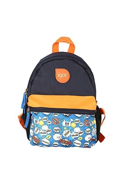 IGOR Anaokulu Çantası Boom