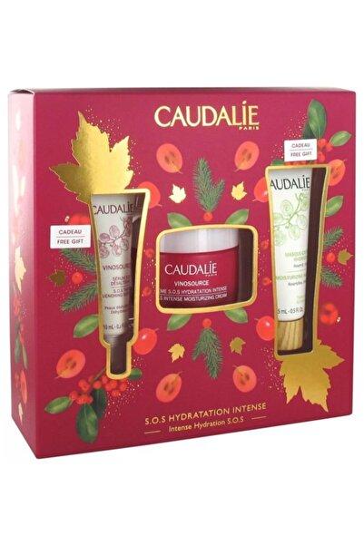 Caudalie Vinosource S.o.s Cream Set