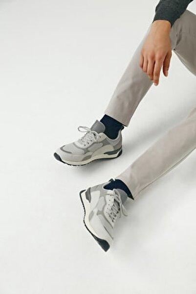 Erkek Ayakkabı Gri Renk