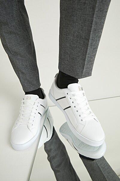 Twn Erkek Ayakkabı Beyaz Renk