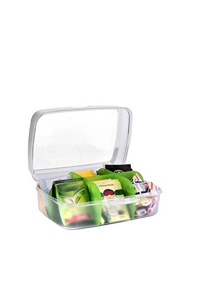 Alanyaspor Yabigel Hl Premium Poşet Çay Kutusu 6 Bölmeli