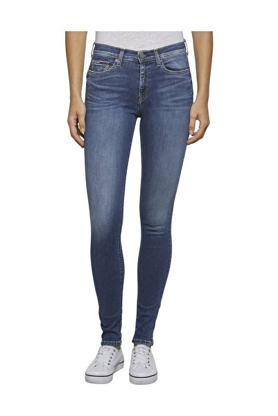 Tommy Hilfiger MID RISE SKINNY NORA ORM