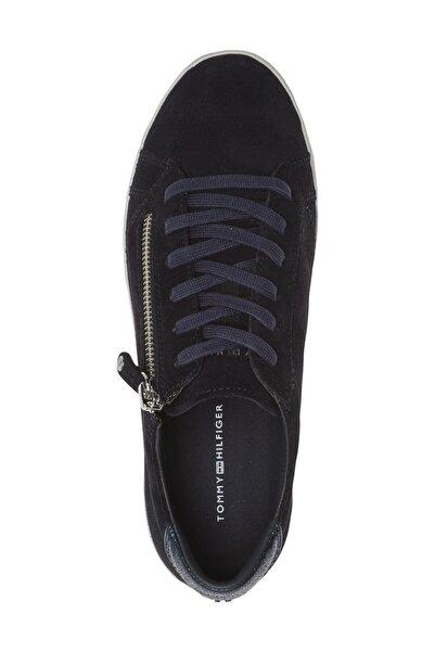 Tommy Hilfiger Kadın Mavi Sneaker J1285Upıter 2B1 FW0FW01914